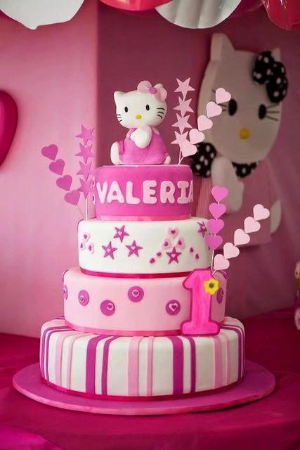 Ideas para Fiestas de Cumpleaños de Hello Kitty | Fiestas Decoracion