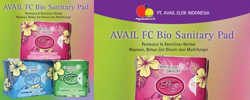 Pembalut & Pantiliner Herbal Nyaman, Bebas Zat Dioxin dan Multifungsi