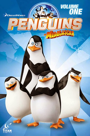 The Penguins of Madagascar - Vol 1 2005 poster