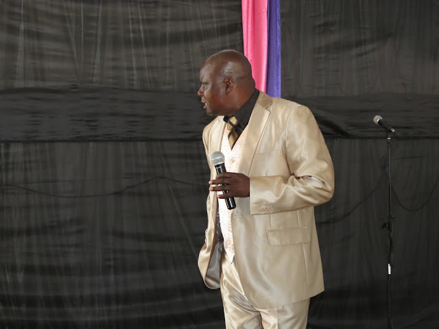 Apostle Alfred Jaka - Reigning Through Grace.