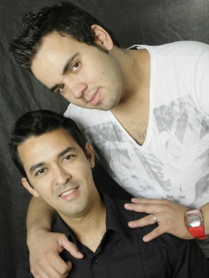 Will Becker e Fernando Machado serão os primeiros a oficializar união homoafetiva em Capão Bonito (SP). (Foto: Acervo Pessoal)