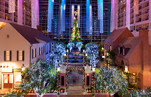 Christmas Gaylord Hotel Washington DC