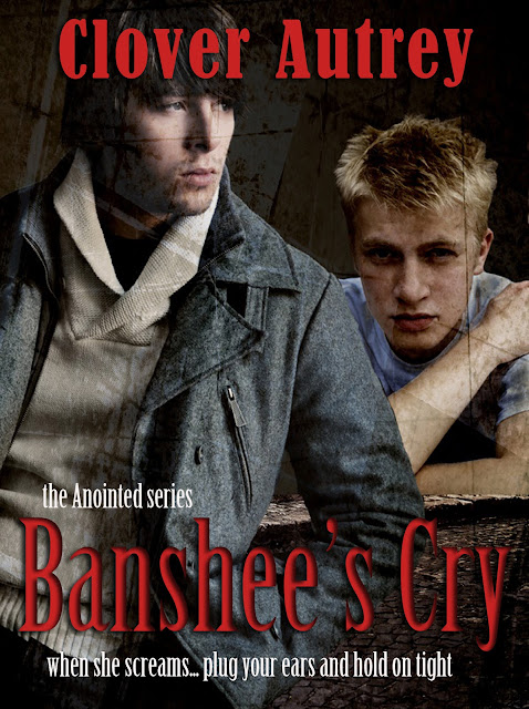 book cover for Banshee's Cry final