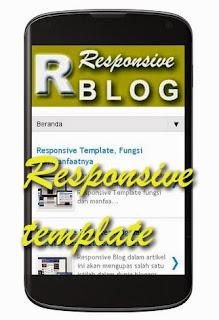 Responsive Blog, template responsive
