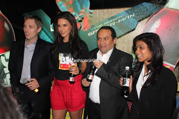 Neha Dhupia at Big Cola launch event-Hot!