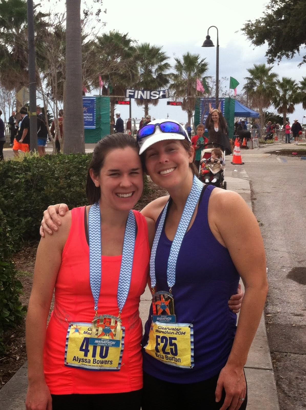 Clearwater Marathon 2014