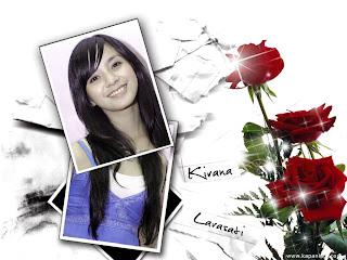 foto-foto terbaru Kirana Larasati