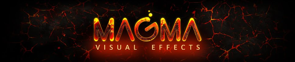Magma visual effects
