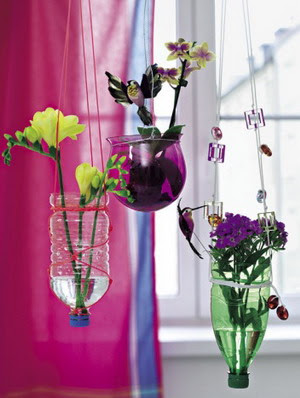 Ya sea por que te preocupa el medio ambiente o por la for Articulos decorativos para jardin