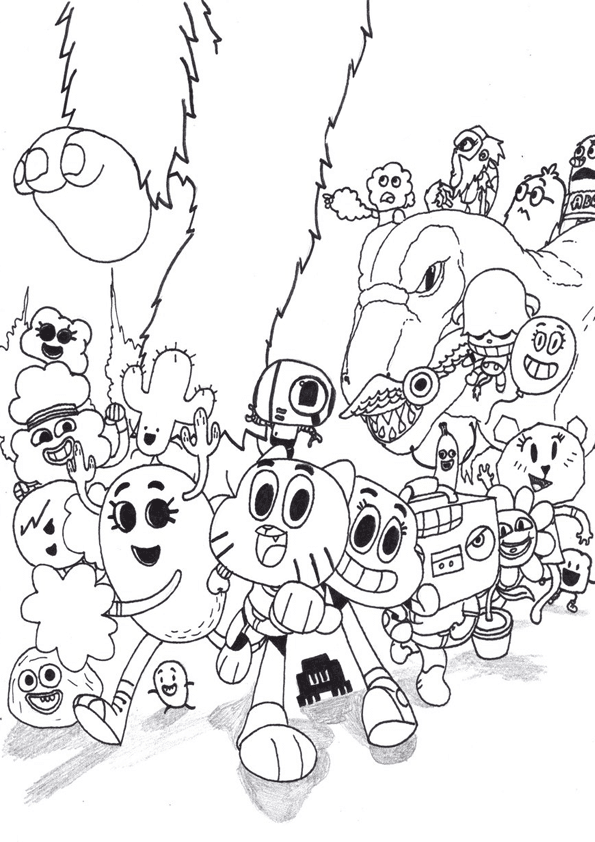 madagascar afro circus coloring pages - photo#27