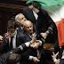 """""""Σύρραξη"""" στην Ιταλική Βουλή... ΒΙΝΤΕΟ..."""