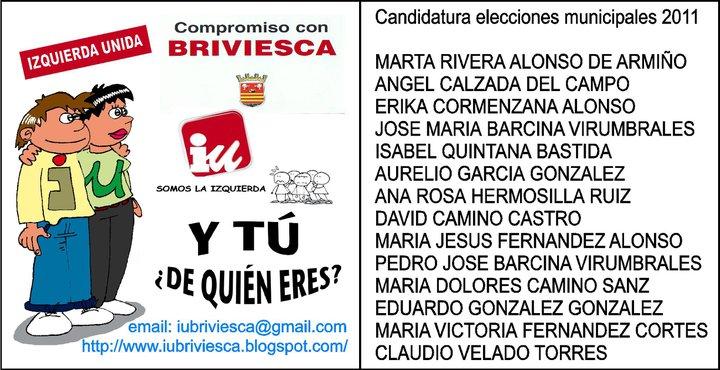 Acto Público - PRESENTACION CANDIDATURA