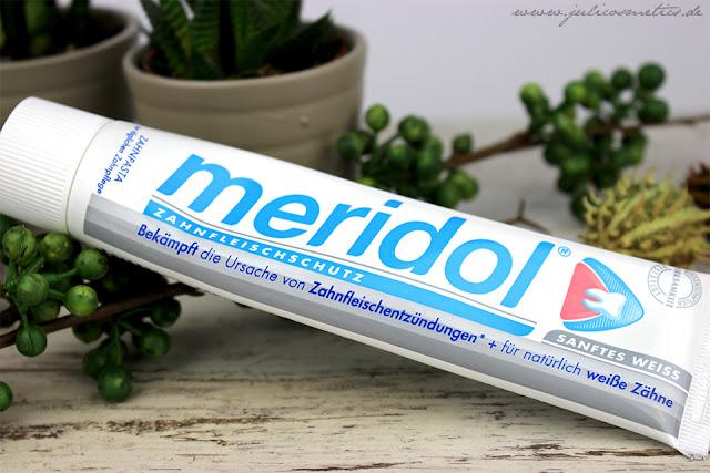 Meridol-Zahnpasta
