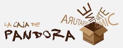 """Logo de """"La Caja de Pandora"""""""