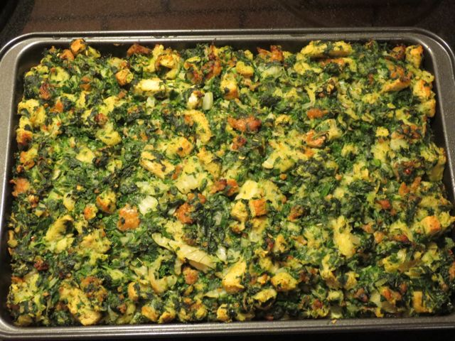 From Arepas to Zwetschgen: Spinach, Fennel, and Sausage ...