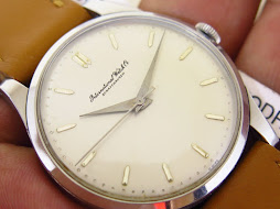 IWC SOFT CREAM DIAL - MANUAL WINDING C89