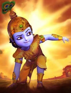 Disney little krishna