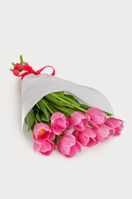 Tulip flowers delivery in Australia and price