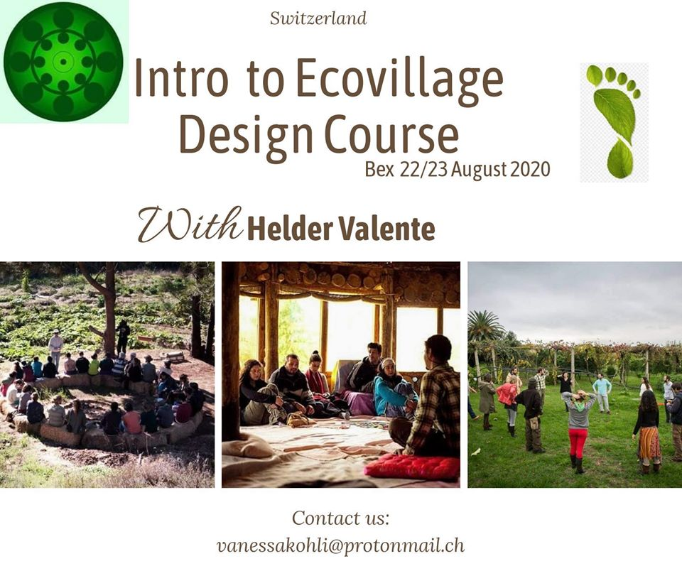 Intro to Ecovillage Design Course