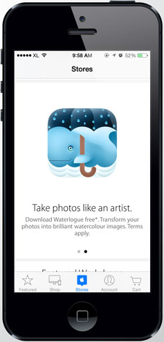 Install Waterlogue For Free iPhone