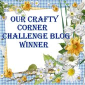 Our Crafty Corner Winner (#5)