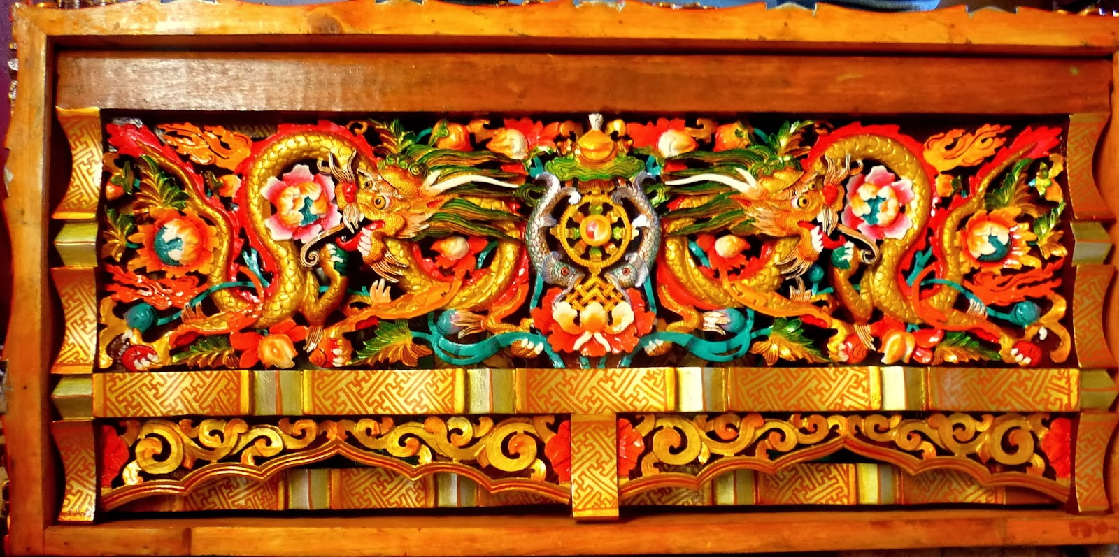Tibetan Style Furniture Is Divided Into Three Main Categories: Chests,  Wardrobes And Tables.