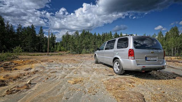 シボレー・アップランダー | Chevrolet Uplander(2005-09)