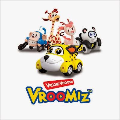 Biệt đội xe Vroomiz