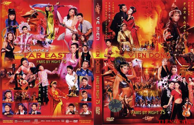 PBN 75 – Về miền Viễn Đông – Journey to the Far East (2005) DVD9/DVDRIP