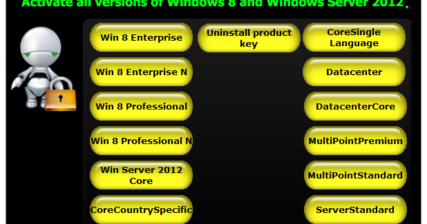 windows 8 crack loader v.1.1 activation by daz