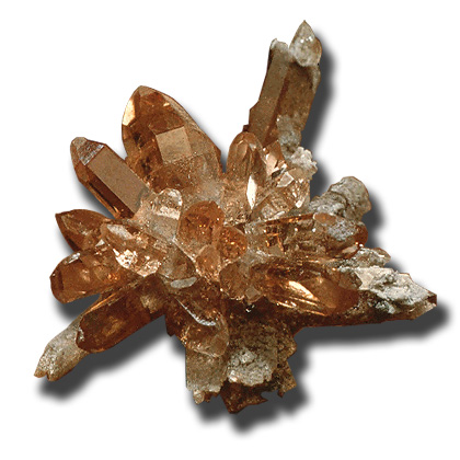 The word topaz comes from the sanskrit word meaning fire and