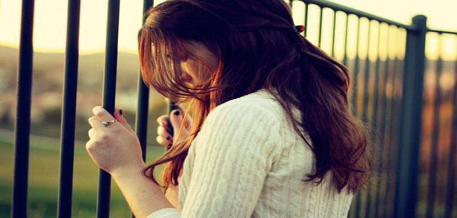 wallpaper galeries facebook cover lonely girl hd