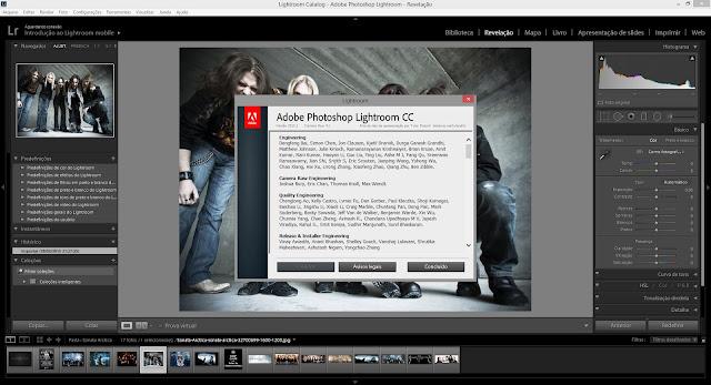 Adobe Photoshop Lightroom CC 2015 6.1 + Crack