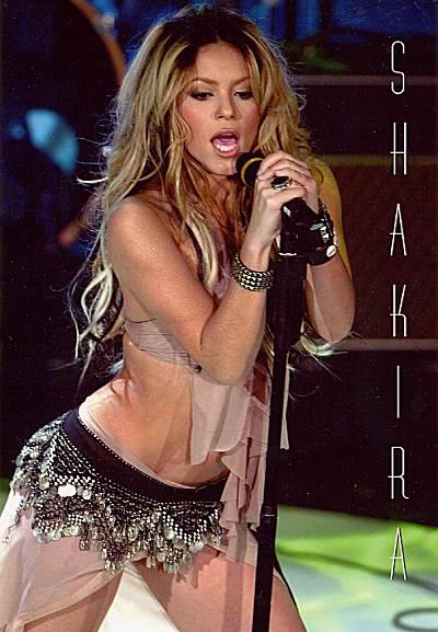 Assistir Rock In Rio ao vivo Dia 30/09/2011 - Destaque para Shakira