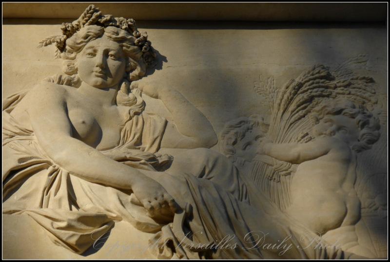 Ceres Belvedere Petit Trianon Versailles