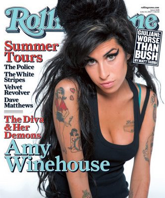 amy winehouse gallery