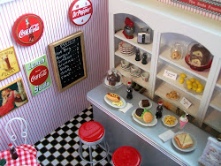 {Click On Picture To View My Mini Old Fashioned Soda Fountain}