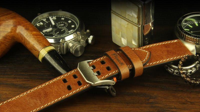 Curele de ceas, handmade. Topouzelli