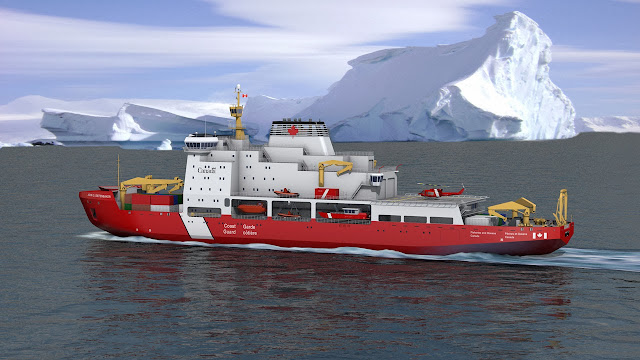 CCGS John G. Diefenbaker (Arctic Patrol Ship)
