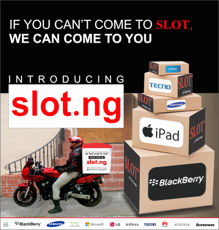 SLOT IN PH, ABUJA AND BENIN