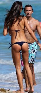 Claudia Galanti Bikini Pics, Claudia Galanti Miami Beach Pics