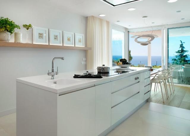 isla de cocina diseño