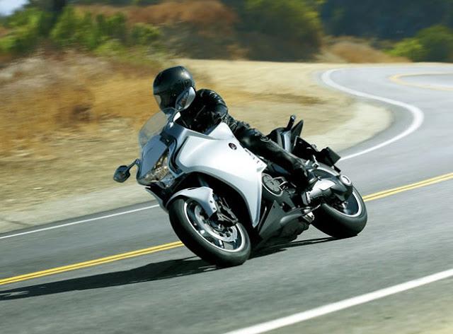 2013 Honda VFR1200F - New Honda VFR1200F 2013