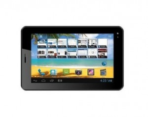 Buy Videocon VA75 Tablet + Rs.300 Mobiback Rs.4094 only