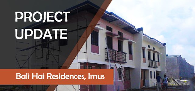 Bali Hai Residences, Imus Cavite Project Update