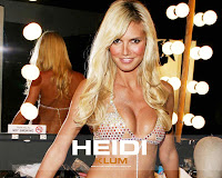 Heidi Klum Hot Wallpapers part 01