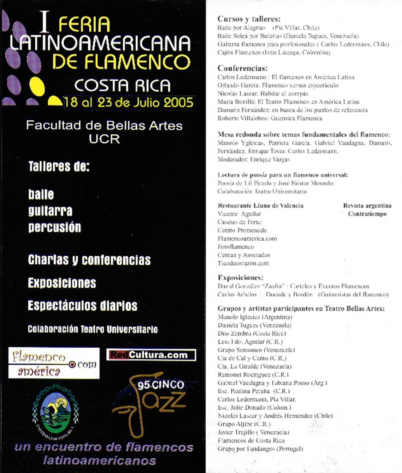 Feria Internacional Costa Rica