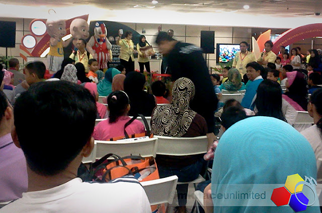 mknace unlimited | MISTI 2012 | Persada Johor