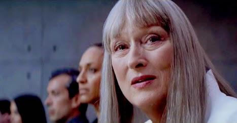 Meryl Streep, Doyenne dans The Giver