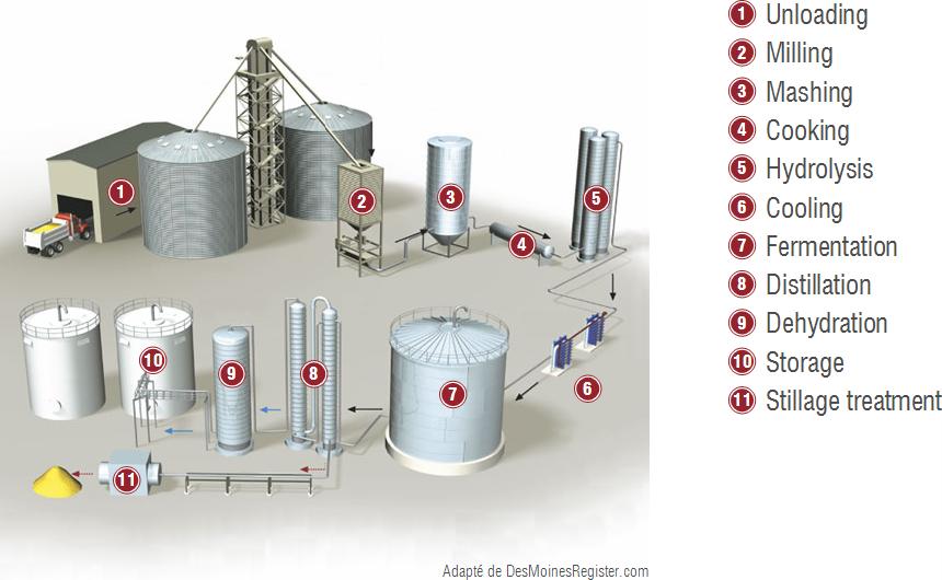 Keith Ciccotello's Blog: Making bio-diesel and bio-ethanol